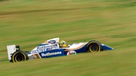 25 anni fa moriva il grande Ayrton Senna