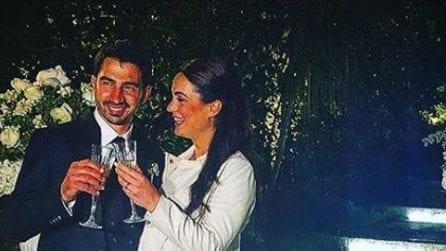 Le foto del matrimonio di Paola Frizziero