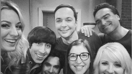 Ultimo giorno di riprese per The Big Bang Theory: le foto dal set