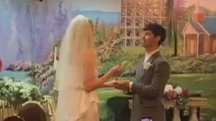 Il matrimonio a sorpresa di Sophie Turner e Joe Jonas