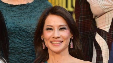 Lucy Liu, star sulla Walk of Fame