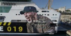 Non Stop Live 019, la nave di Vasco Rossi è pronta
