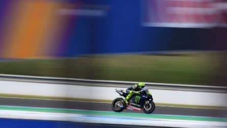 MotoGP, le foto di Valentino Rossi a Jerez