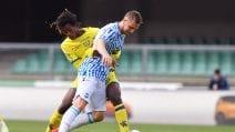 Serie A, le immagini di Chievo-Spal