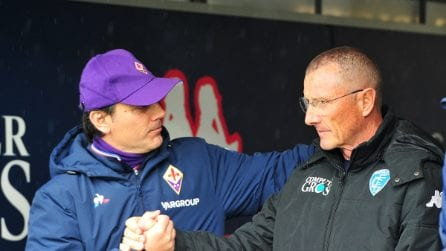 Serie A, le immagini di Empoli-Fiorentina
