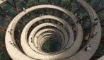 Permette di camminare al di sopra degli alberi fino a 45 metri d'altezza: un luogo mozzafiato