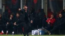 Serie A, le immagini di Milan-Bologna
