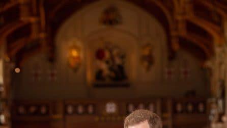 Le foto del Royal Baby, primo figlio del Principe Harry e Meghan Markle