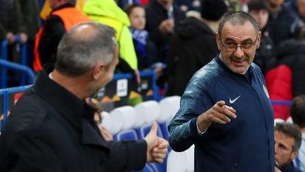 Europa League 2018/2019, ritorno della semifinale: le immagini di Chelsea-Eintracht