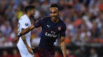 Europa League, le immagini di Valencia-Arsenal