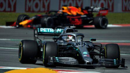 La Formula 1 torna in Spagna, Ferrari a caccia del riscatto
