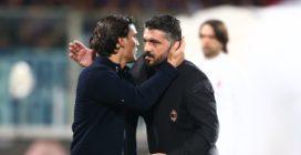 Serie A, le immagini di Fiorentina-Milan