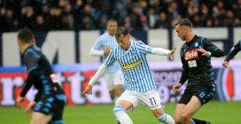 Serie A, le immagini di Spal-Napoli