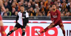 Serie A, le immagini di Roma-Juventus