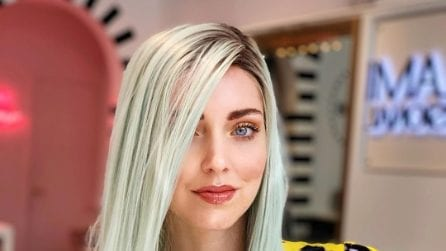 Tutti i capelli di Chiara Ferragni