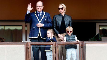 Gabriella e Jacques, i principini di Monaco sono rock