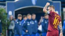 Daniele De Rossi lascia la Roma dopo 18 anni
