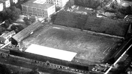 Campo Testaccio tra passato e presente: la storia della prima casa dell'As Roma