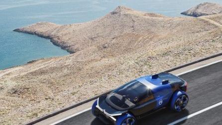 Il futuro della mobilità secondo Citroën, ecco 19_19 Concept