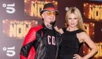 "Il look di Michelle Hunziker per la presentazione di ""All Together Now"""