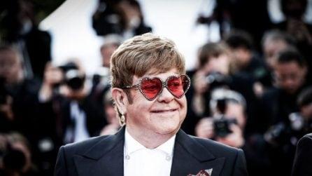 Le foto di Elton John, per la presentazione di Rocketman a Cannes 2019