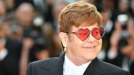 I look di Elton John al Festival di Cannes 2019