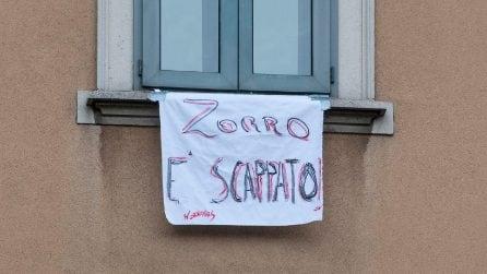 A Milano il comizio di Matteo Salvini e dei sovranisti: striscioni di protesta invadono la città
