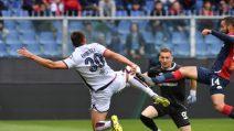 Serie A 18-19, le immagini di Genoa-Cagliari