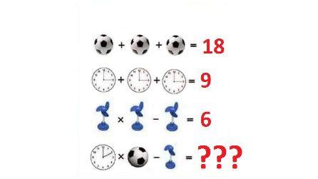 Indovina il risultato del rompicapo: quale numero manca?