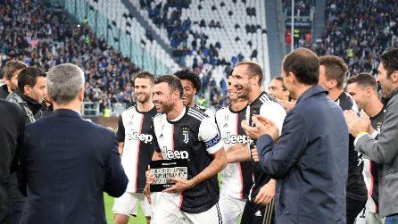 Serie A 2018/2019, le immagini di Juventus-Atalanta