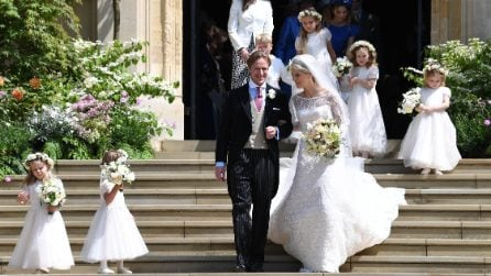 Il Royal Wedding di Lady Gabriella Windsor e Thomas Kingston