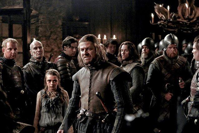 Tutto ha inizio con Ned Stark, nominato primo cavaliere del Re Robert Baratheon.