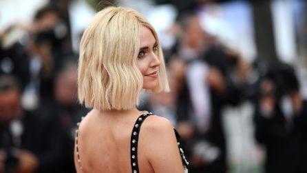 Chiara Ferragni a Cannes 2019 col caschetto