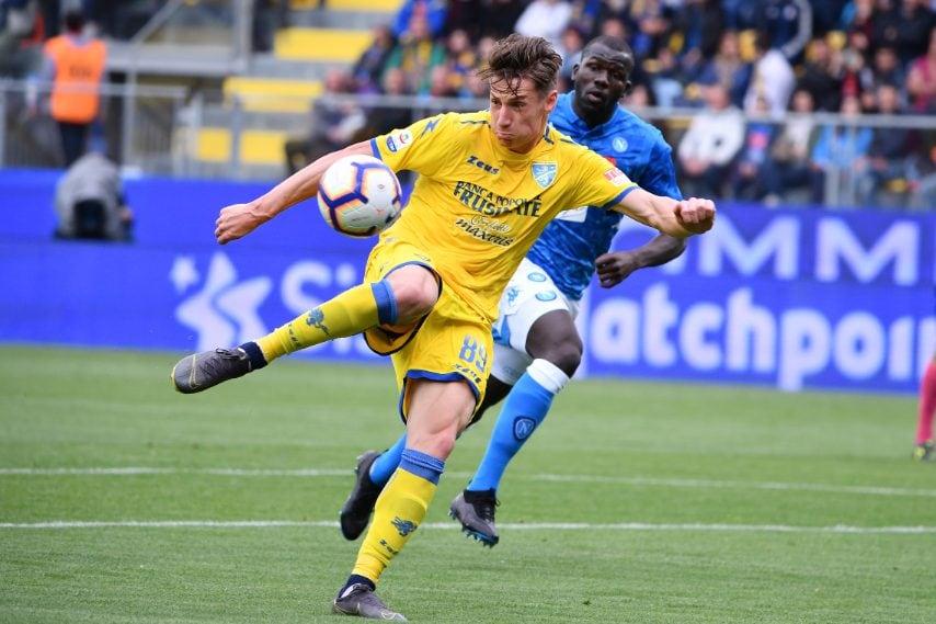 Andrea Pinamonti (Frosinone)