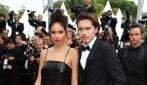 Brooklyn Beckham e la fidanzata Hana Cross al Festival di Cannes