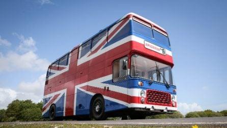 Una notte sullo Spice Bus, l'autobus delle Spacie Girl