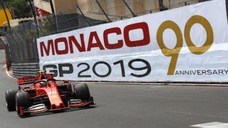 Ferrari a caccia della prima vittoria 2019, a Monaco è ancora sfida con Mercedes
