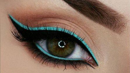 Eyeliner doppio: look da star e prodotti da provare