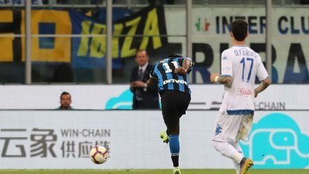 Serie A 18-19, le immagini di Inter-Empoli
