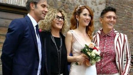 Le foto del matrimonio di Milena Miconi e Mauro Graiani