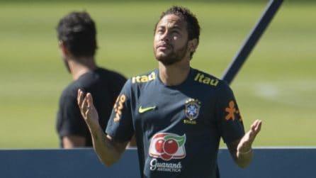 Brasile: niente fascia da capitano in Copa America per Neymar