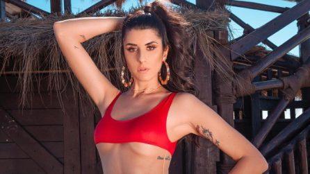 I tatuaggi di Valentina Vignali