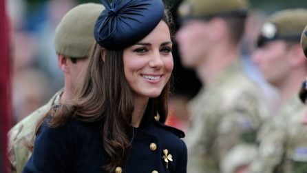 Tutte le spille di Kate Middleton
