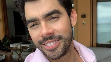 Le foto del cantante brasiliano Gabriel Diniz