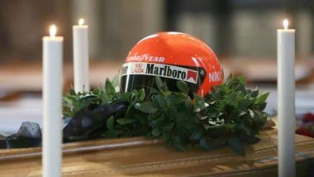 L'ultimo saluto a Niki Lauda, a Vienna i funerali del campione austriaco
