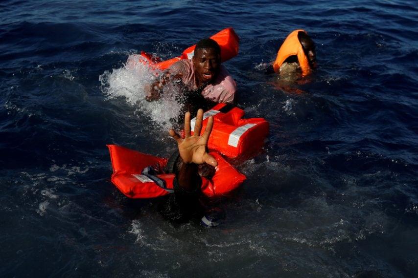 @Darrin Zammit Lupi/Reuters