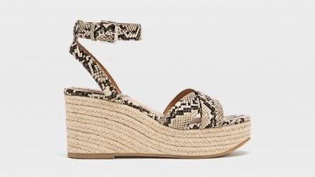 Espadrillas con la zeppa, i modelli più trendy per l'estate 2019