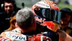 MotoGP, Marquez in pole al Mugello, 18° Rossi