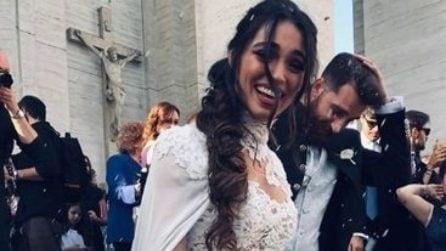 Le foto del matrimonio di Lorella Boccia e Niccolò Presta