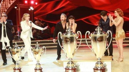Lasse Matberg e Sara Di Vaira vincono Ballando con le stelle 2019